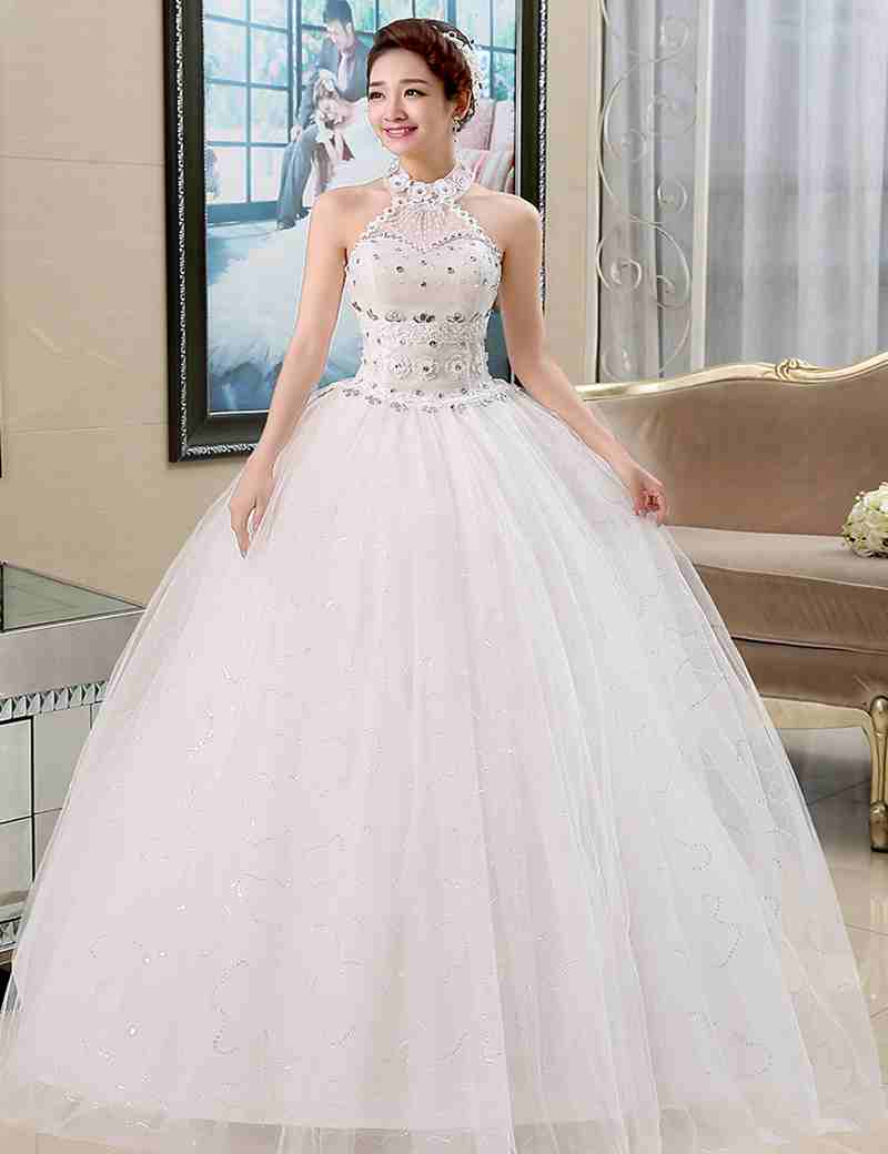 halter top wedding dresses for the beach halter top wedding dresses Halter Top Wedding Dresses For The Beach