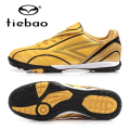 TIEBAO Professional Men Women Indoor Soccer Shoes Trainer Football Boots TF Turf Soles Sneakers Adult Sport Soccer Cleats Futbol