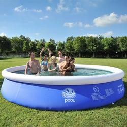 Большой детский надувной бассейн для взрослых, детский бассейн для океана, большой пластиковый детский бассейн, экологически чистый