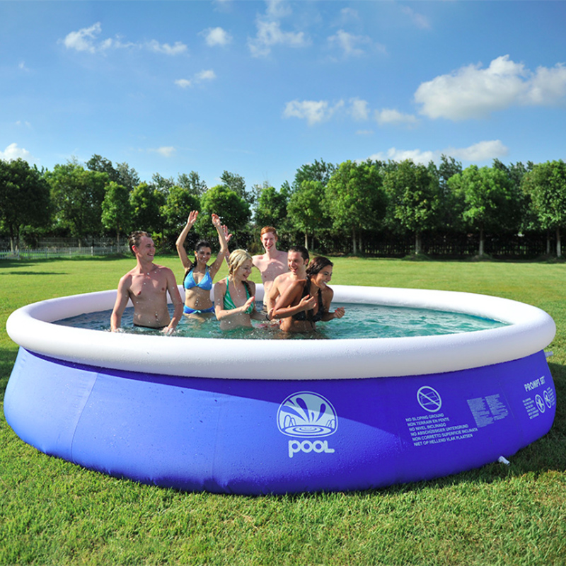 Large Adult Infant Inflatable Swimming Pool Child Ocean Pool Plus Size Large Plastic Children Kids Swimming Pools Eco-friendly swimming pool baby inflatable swim bath toys summer large 7 9 people swimming pools eco friendly pvc portable