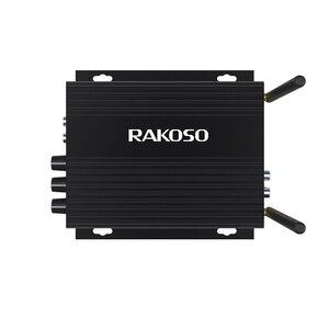 Image 5 - Rakoso SA100 ミニホーム無線lanとbluetoothハイファイmultiroomアンプとサブウーファーlive365 の光airplayイコライザー無料アプリ