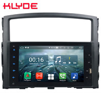 8 Octa Core 4G WIFI Android 8.1 4GB RAM 64GB ROM RDS Car DVD Multimedia Player Stereo Radio For Mitsubishi Pajero V97 2006 2016