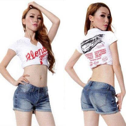 Denim Shorts Women Jeans Short Feminino Female Trousers Brand Hot Shorts Summer Fashion