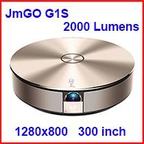 5 JmGO G1S DLP Projector WIFI