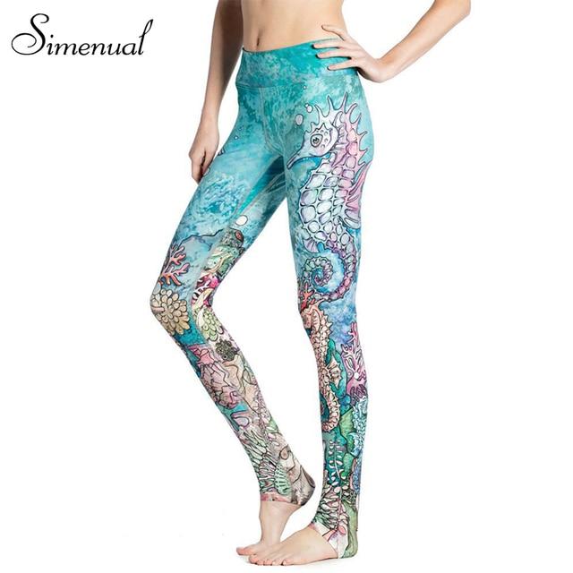 3D печати harajuku эластичный длинные леггинсы брюки женские 2016 горячие продажа фитнес тонкий сексуальный леггинсы для женщин одежда athleisure брюки