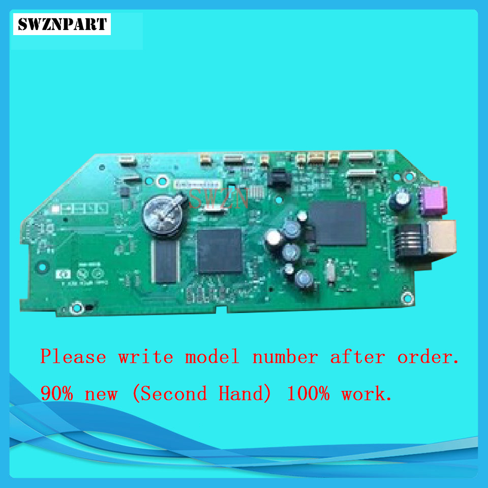 FORMATTER PCA ASSY Formatter Board logic Main Board MainBoard For HP Officejet 7000 комплект aziz bebe для девочки цвет молочный розовый