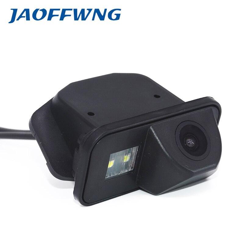 imágenes para Lo nuevo impermeable de visión trasera cámara especial del coche cámara de reserva del revés del rearview para TOYOTA COROLLA VIOS
