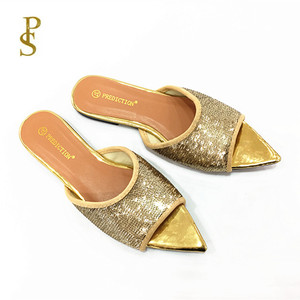 Image 3 - Shiny shoes flat shoes womens shoes ladiess shoes