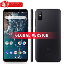 "Global Version Xiaomi Mi A2 6GB 128GB Android One 5.99"" FHD+ 18:9 Full Screen Snapdragon 660 Octa Core Smartphone AI 20MP Camera(China)"