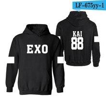 Männer und frauen EXO hoodies Mit Kapuze supremsweatshirt schweiß mantel streetwear trasher off white hoodie Herbst und winter frühling