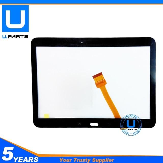 """10.1 """"Сенсорная Панель Для Samsung GALAXY Tab 4 T530 SM-T530 Touch Screen WIFI Версия Сенсорный Digitizer Замена Черный 1 Шт./лот"""