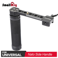 SmallRig Quick Release Camera Handle With Nato Side Handle For Sony / For Canon / For Nikon SLR Camera 1951