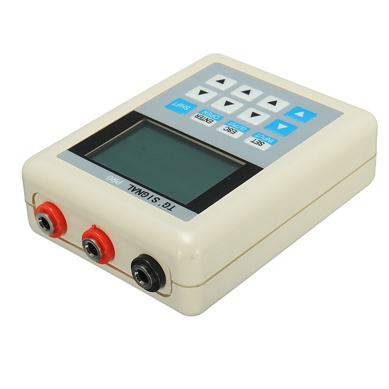 3 pièces 20mA/0-10 V courant générateur de Signal Source émetteur PLC Valve calibrage USB câble pour recharger - 2