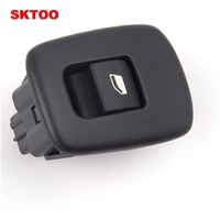 SKTOO For Citroen C5 Peugeot 508 Rear Door Glass Elevator Switch Window Control Switch