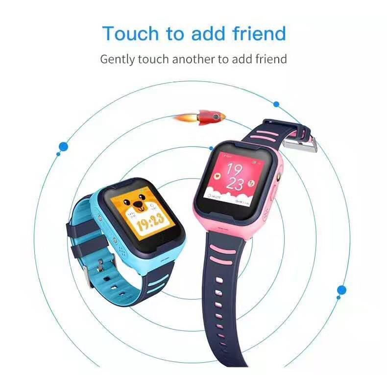 LEMFO G4H 4G Kids Smart Watch With GPS Wifi Ip67 Waterproofness 1.4 Inch Display And Camera 7