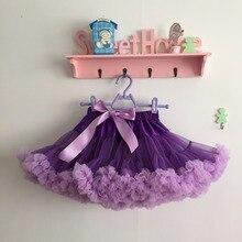 Пышная юбка для девочек; Детские пачки для девочек; фиолетовые и Лавандовые юбки-пачки; юбка-пачка для девочек на свадьбу