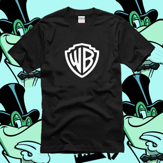 d644555e74b8 Time Warner's Warner Bros Warner Brothers T-shirt Hollywood T-shirt uniforms