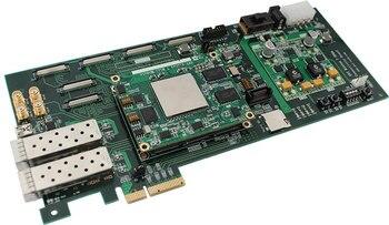 Cable de plataforma Xilinx USB FPGA/CPLD JTAG DLC9G configuración en  circuito y programador XILINX