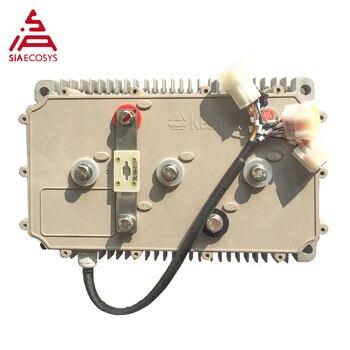 Kelly QSKLS14201-8080I 24V-144V 200A Kelly Sinusoidal Isolated Controller for BLDC in-wheel hub motor