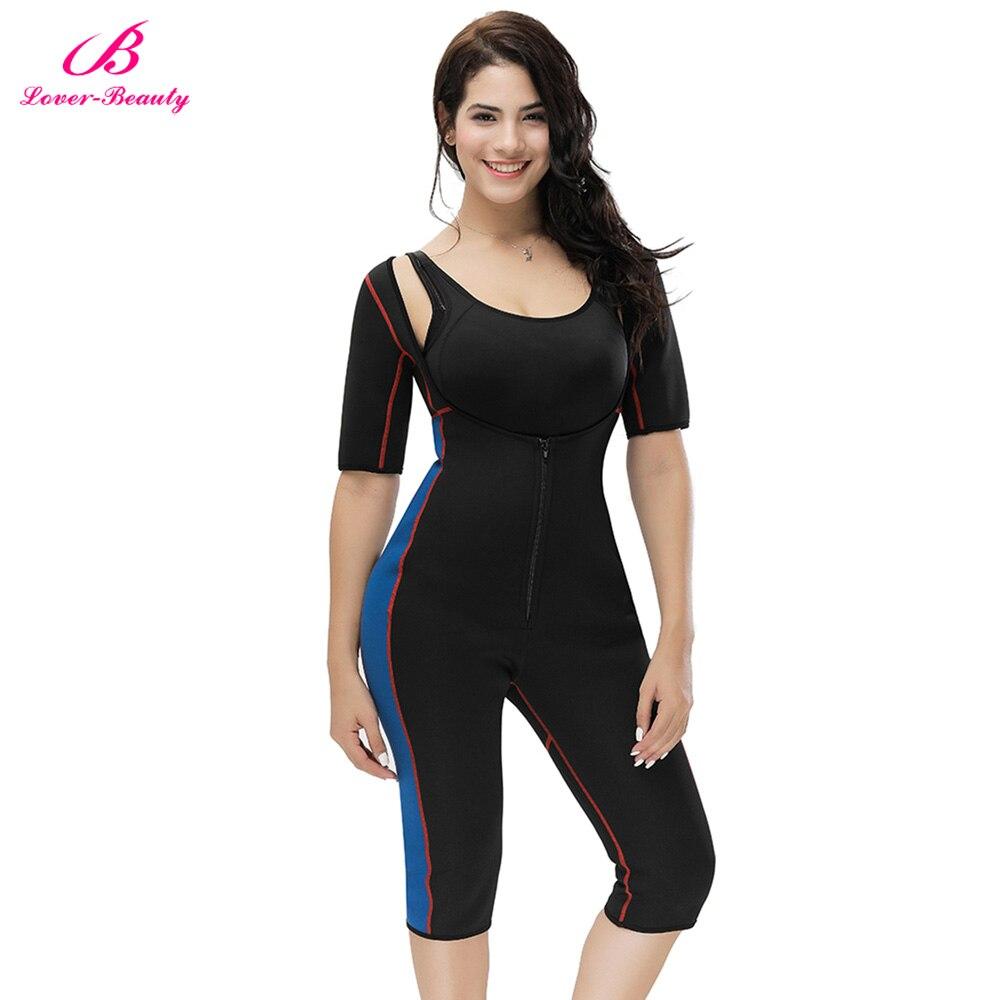 f701fbbb1 Lover Beauty Women Full Body Shaper Tummy Waist Trainer Weight Loss ...