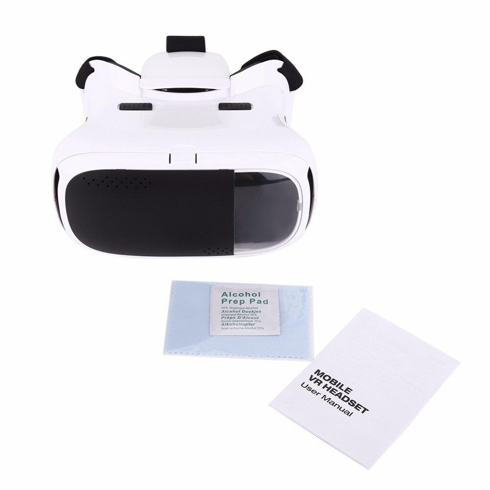 Ritech iii plus de realidad virtual vr auricular gafas 3d gafas ajustables para