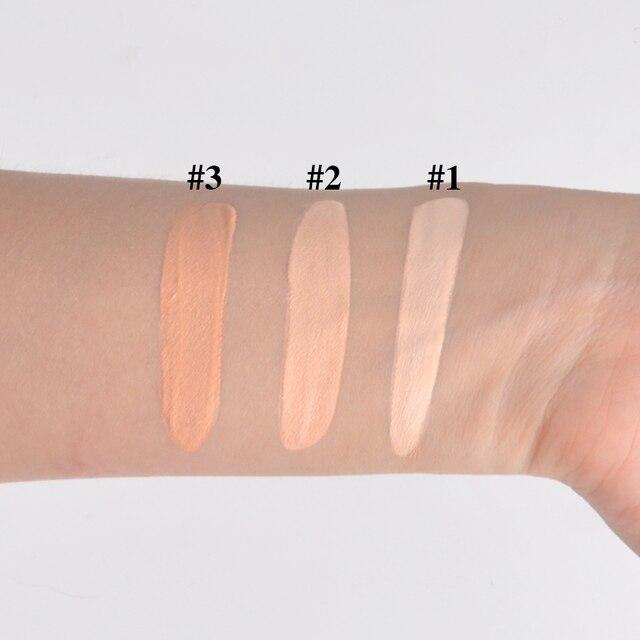 loumesi  concealer Liquid Concealer Eye Contour Concealer Cream Face Base Makeup Corrector Foundation Primer Makeup 10ml 3