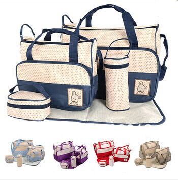 diaper bags designer cheap e2w3  2016 New Designers Diaper Bag Tote Baby Bags Fashion High Quality Nappy  Changing Bag Maternity Bag