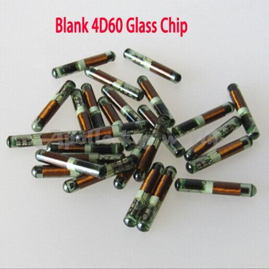 Blank 4D60 Glass Transponder Chip For FORD Car keys 10pcs Lot Free Shipping