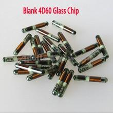 Blank 4D60 Glas Transponder Chip Für FORD autoschlüssel 10 teile/los + Kostenloser Versand