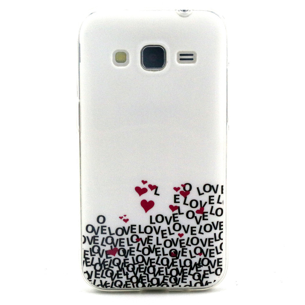Populaire For Coque Samsung Galaxy Core Prime G360 G360f G360h Case Fashion  RD47