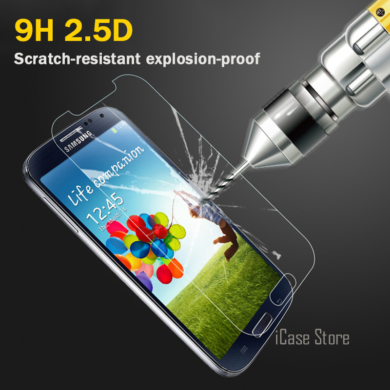 Tempered Glass Screen Protector For Samsung Galaxy S3 Neo S4 S5 S6 A3 A300 A5 A500 2016 A310F A510F J5 J500 J7 2016 J510F J710F