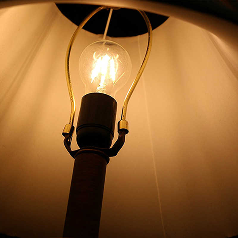 LED Candle Bulb E27 LED Filament Light 220V E14 Retro antique Global Glass Edison Lamp Vintage 360 Degree LED Lamp Indoor Decor