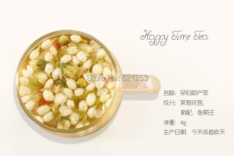 20 sachets font b Pregnant b font women midwifery tea chrysanthemum buds jasmine flower wolfberry Scented