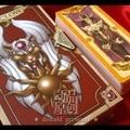 Anime al por mayor de 56 Unidades Card Captor Sakura Clow Cards Set Con Oro Libro Nuevo en Caja