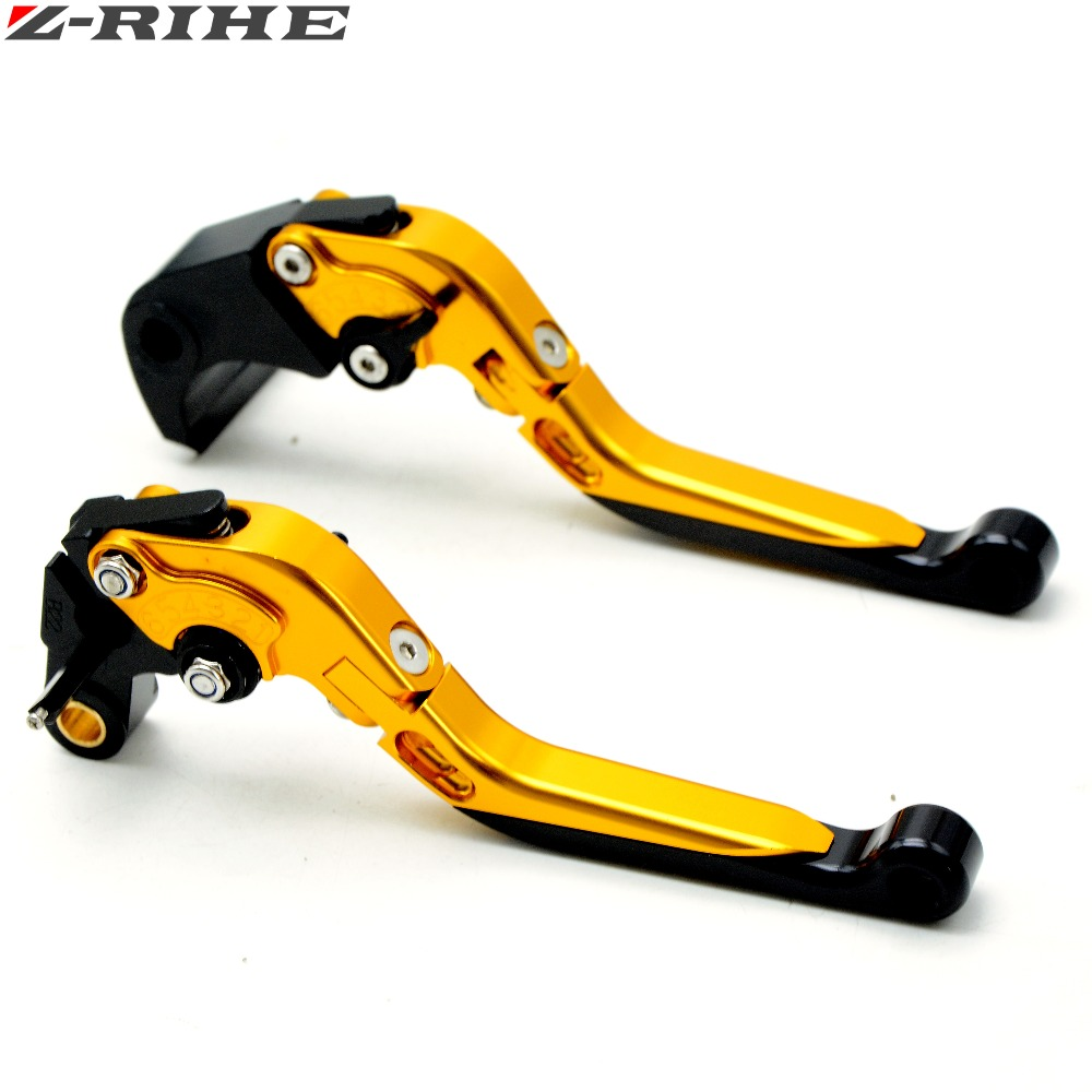 Motorcycle Adjustable CNC Aluminum Brakes Clutch Levers Set brake for Yamaha FZ8 2011-2015 FZ6R 2009-2015 FZ6 FAZER 2004-2010 cnc billet adjustable long folding brake clutch levers for yamaha fz6 fazer 04 10 fz8 2011 14 2012 2013 mt 07 mt 09 sr fz9 2014
