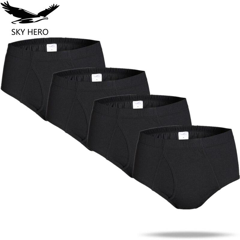 Buy Men Underwear Ropa Interior Hombre Briefs Mens Sexy Calzoncillos Slip Male Man Jockstrap Homme Yang 100%Cotton Underpants