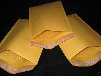 Na liście rozmiarów dla worki Kraft bubble druki pocztowe