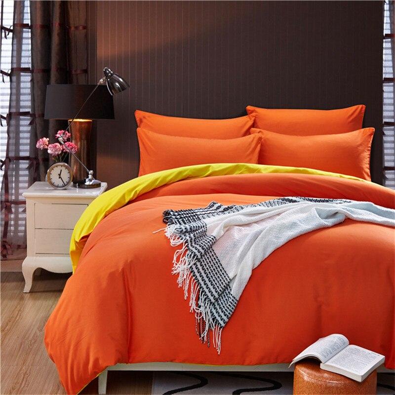 Jednobojni Jednostavno Život Posteljina Set Poliester Duvet Cover - Tekstil za kućanstvo - Foto 3