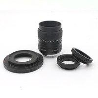 25mm F1 4 CCTV TV Movie Lens C Mount For Fuji Fujifilm X Pro1 C FX