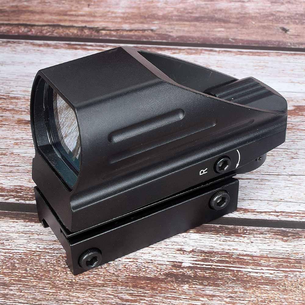 Wipson 4-12x50 iluminado telêmetro retículo rifle scope