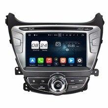 Octa Core 2 din 8″ Android 6.0 Car Radio DVD GPS for Hyundai Elantra 2014 With 2GB RAM Bluetooth WIFI USB 32GB ROM Mirror-link