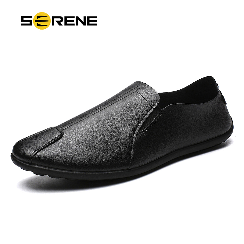 SERENE Brand Fashion Men Casual Shoes Nice