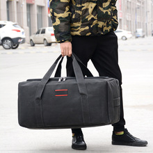 Super Large Canvas Portable Male Luggage Tourism Package Men Travel Bags hand Duffel Weekend Travelling Bag Fidget Cube