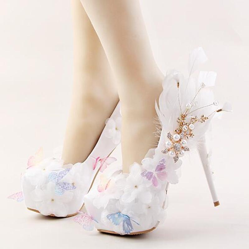 Popular White Diamond High Heel Shoes-Buy Cheap White Diamond High ...