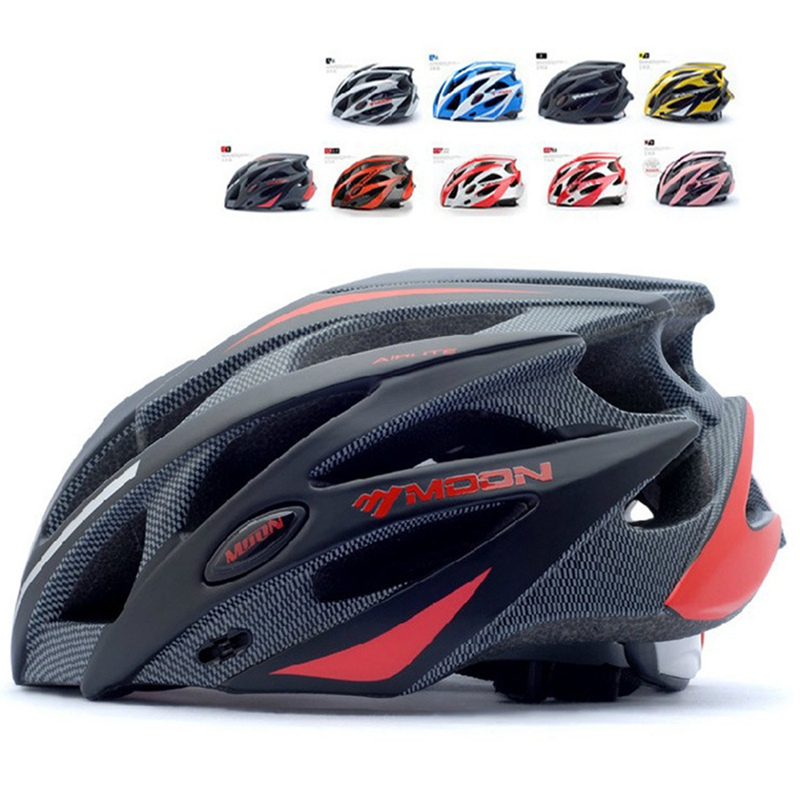 Outdoor Cycling Cool Men's MTB Road Bicycle Bike Helmet PC+EPS Cycling Protector Integrally-molded Helmet Bicycle Accessories universal bike bicycle motorcycle helmet mount accessories