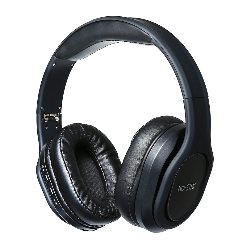Gaming Headset Deep Bass Noise Canceling Trådløs Stereo Bluetooth - Bærbar lyd og video