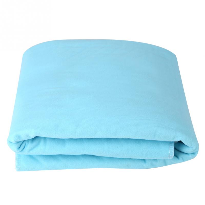 Reusable Washable Pad An Absorbent Pad For Elder Baby Incontinence Pad Blue 72 95 thicken household absorbent pad