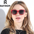 BAVIRON Shield Glasses Women Luxury Design HD Polarized Sunglasses New Trend Polaroid Women Sunglasses Free Box Eyewear 8509