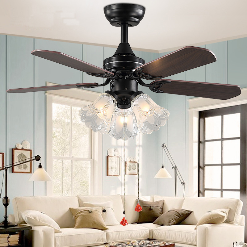Buy led ceiling fans with lights remote - Bedroom ceiling fans with remote control ...