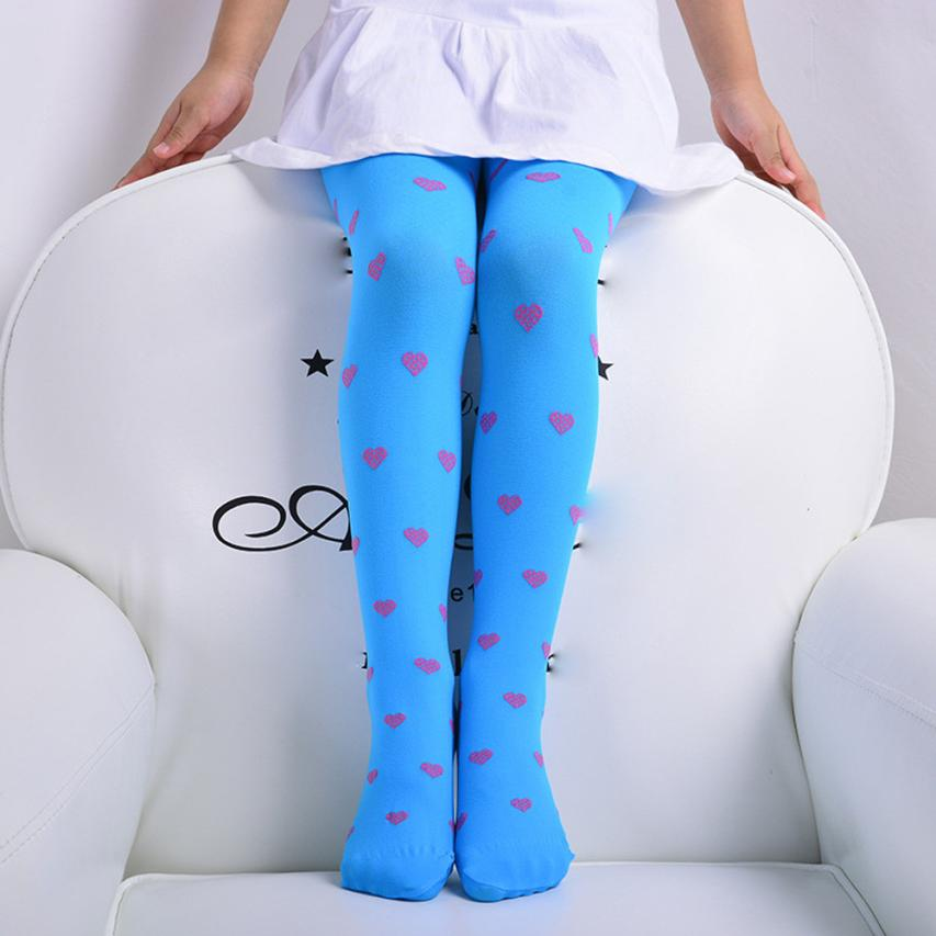 Happy childhood Baby Girls Reindeer Cotton Knitted Leggings Soft Strech Stocking Panties Tights